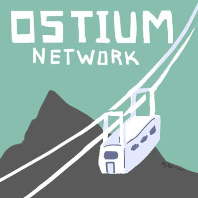 Ostium is a fictional podcast about a man who discovers a secret town with many doors that lead him to strange and interesting places.