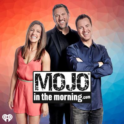 Wake up to iHeartRadio's Mojo In The Morning weekdays live from 5am-10am EST. Miss a day, Miss a lot! Check out www.MojoInTheMorning.com