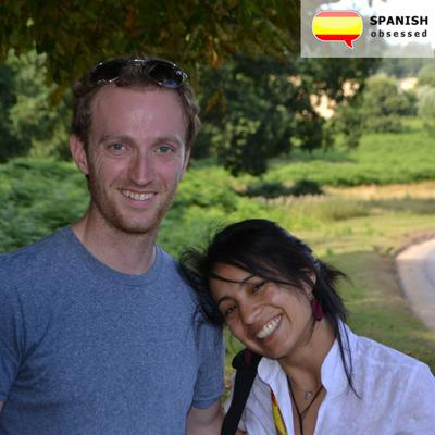 Beginner Spanish from Rob and Liz of Spanish Obsessed. Couple Liz and Rob (Colombian and English) teach and discuss a range of Spanish phrases, vocabulary, grammar and pronunciation - giving you the real Spanish as it's used around the world today. Engaging and lively conversation around a range of topics, equipping you with the Spanish you need to navigate through a variety of situations, from ordering different types of coffee to telling your significant you love them in 6 different ways! We update weekly, so be sure to subscribe using the button on the left to stay up to date. Also, check out our world of Spanish material, articles, and general Spanish love at SpanishObsessed.com!