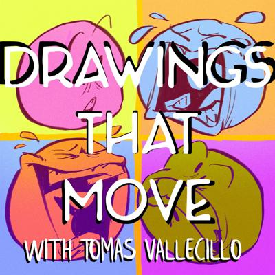 Drawings that Move with Tomas Vall