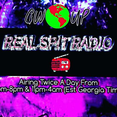 PLAYING AND REVIEWING INDIE ARTIST FROM ALL OVER THE WORLD.ALSO SPREADING PANDEMIC AWARENESS,BUSINESS SOLUTIONS,POSITIVTY AND LOVE.REALSPIT RADIO IS AN ADVOCATE FOR INDEPENDENT ARTIST,LABELS,BUSINESSES AND MORE! WE'RE HERE TO HELP EXPOSURE YOUR TALENT OR BUSINESS IN THE BEST WAY POSSIBLE IN HOPES OF BUILDING LONG STRONG RELATIONSHIPS AND LINKING YOU WITH THE RIGHT PEOPLE,PLAYING THE RIGHT MUSIC TO GET YOU THROUGH YOU DAY. WE ARE DEDICATED TO OUR AUDIENCE AND WOULD LOVE YOU GUY'S FEEDBACK. SPECISL THANKS TO ALL THE FANS AND SUPPORTERS OF THE SHOW.#REALSPIT TAKING RADIO TO A WHOLE ANOTHER LEVEL.PLAYING AND REVIEWING INDIE ARTIST FROM ALL OVER THE WORLD.ALSO SPREADING PANDEMIC AWARENESS,BUSINESS SOLUTIONS,POSITIVTY AND LOVE.REALSPIT RADIO IS AN ADVOCATE FOR INDEPENDENT ARTIST,LABELS,BUSINESSES AND MORE! WE'RE HERE TO HELP EXPOSURE YOUR TALENT OR BUSINESS IN THE BEST WAY POSSIBLE IN HOPES OF BUILDING LONG STRONG RELATIONSHIPS AND LINKING YOU WITH THE RIGHT PEOPLE,PLAYING THE RIGHT MUSIC TO GET YOU THROUGH YOU DAY. WE ARE DEDICATED TO OUR AUDIENCE AND WOULD LOVE YOU GUY'S FEEDBACK. SPECIAL THANKS TO ALL THE FANS AND SUPPORTERS OF THE SHOW.#REALSPIT TAKING RADIO TO A WHOLE ANOTHER LEVEL.PLAYING AND REVIEWING INDIE ARTIST FROM ALL OVER THE WORLD.ALSO SPREADING PANDEMIC AWARENESS,BUSINESS SOLUTIONS,POSITIVTY AND LOVE.REALSPIT RADIO IS AN ADVOCATE FOR INDEPENDENT ARTIST,LABELS,BUSINESSES AND MORE! WE'RE HERE TO HELP EXPOSURE YOUR TALENT OR BUSINESS IN THE BEST WAY POSSIBLE IN HOPES OF BUILDING LONG STRONG RELATIONSHIPS AND LINKING YOU WITH THE RIGHT PEOPLE,PLAYING THE RIGHT MUSIC TO GET YOU THROUGH YOU DAY. WE ARE DEDICATED TO OUR AUDIENCE AND WOULD LOVE YOU GUY'S FEEDBACK