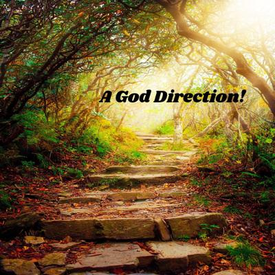 Cover art for A GOD DIRECTION