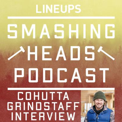 Cover art for Cohutta Grindstaff Interview