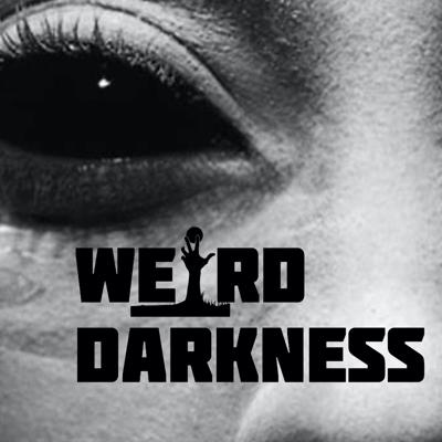 "Cover art for ""ACTUAL ACCOUNTS OF BLACK EYED KIDS"" and More Terrifying True Paranormal Horrors! #WeirdDarkness"