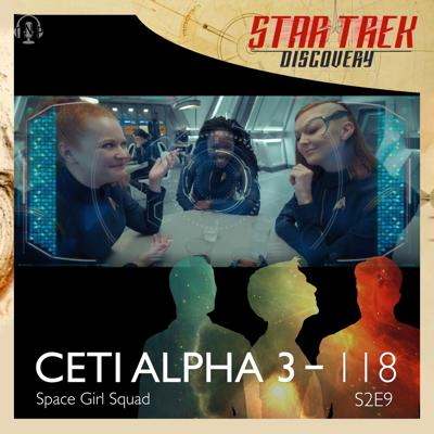 Ceti Alpha 3: A Star Trek Podcast