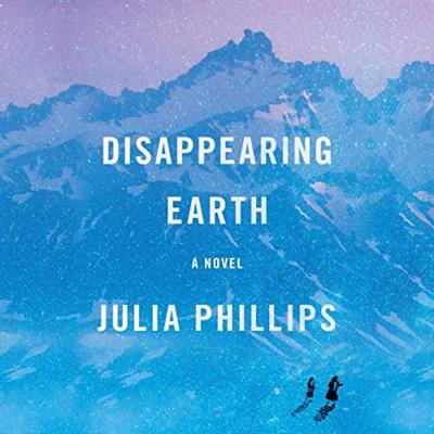 Cover art for Book Club: Disappearing Earth