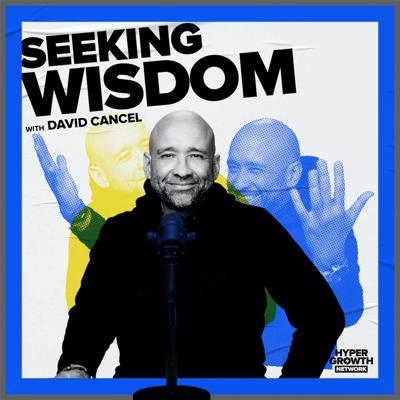 Looking for the latest episodes of Seeking Wisdom? You can catch them all on Drift Insider+ at https://drift.ly/plus.Want to get better every single day? Tune into Seeking Wisdom, a podcast hosted by Drift's David Cancel and Dave Gerhardt. The two discuss leadership principles, books that have changed their personal and professional outlook and meet with the best of the best across sales, marketing, product, growth and more so you can learn from their experiences to ensure you're not just meeting, but beating your goals every single day.