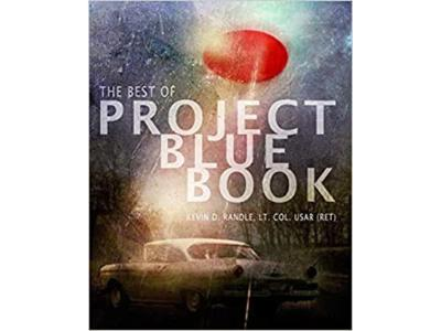 Cover art for Project Blue Book, UFO's, LT COL Kevin D Randal (Ret.) Talks With Donna Lyons
