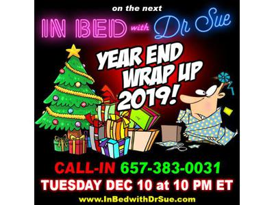 Cover art for The End of the Year Wrap Up Show