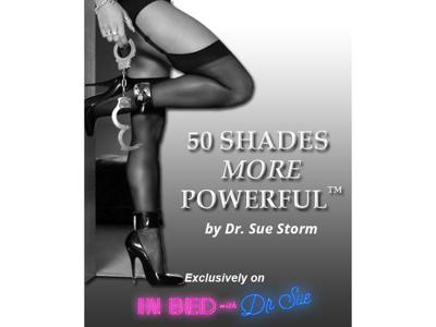 Cover art for 50 Shades More Powerful Revised