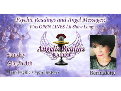 Cover art for Psychic Readings, Angel Messages ....Plus OPEN LINES!
