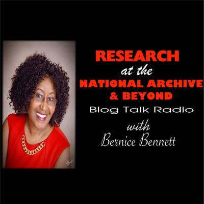 Welcome to Research at the National Archives and Beyond. This show will provide individuals interested in genealogy and history an opportunity to listen, learn and take action.  During this pandemic I will have a wonderful line up of experts who will share resources, stories and answer your burning genealogy questions. All of my guests share a  deep passion and knowledge of genealogy and history.  My goal is to reach individuals who are thinking about tracing their family roots; beginners who have already started and others who believe that continuous learning is the key to finding answers.