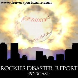 Rockies Disaster Report Podcast