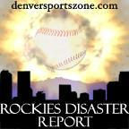 Cover art for Episode One - Colorado Rockies Spring Training Baseball With Russ from PurpleRow.com