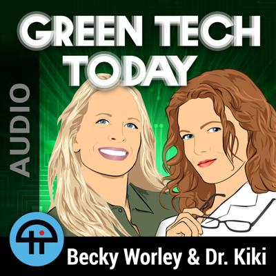 Green Tech Today is the essential show for the eco-minded geek. Brought to you by the TWiT network and hosted by Becky Worley and Dr. Kiki, Green Tech Today covers the technology, news, gadgets, and innovation fueling the green movement!