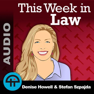 Join legal blogger (and trained attorney) Denise Howell discuss breaking issues in technology law, including patents, copyrights, and more.  Although the show is no longer in production, you can enjoy episodes from the TWiT Archives.
