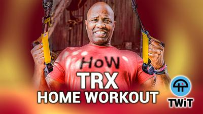 Cover art for HOW 10: A Tough Home Workout With TRX
