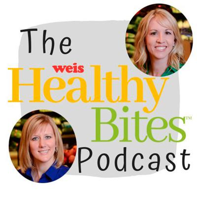 Weis Markets Registered Dietitians, Beth and Kathryn, are your hosts for this fun and inspiring podcast. Tune in to hear their real-life nutrition tricks and lifestyle tips that will inspire you to make healthful choices in the aisles of the supermarket and in life.