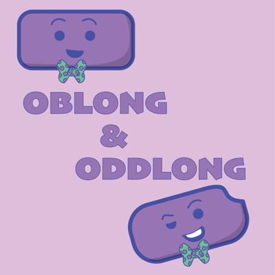 Cover art for 877 - Oblong and Oddlong