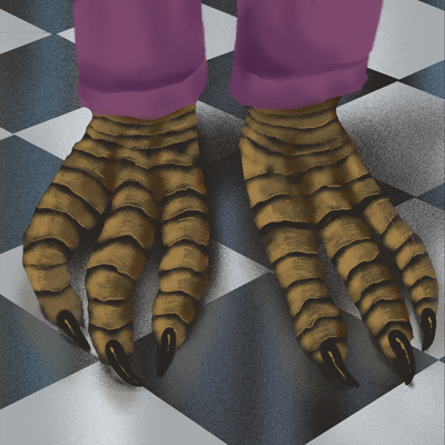 Cover art for Episode 3: Big Shoes