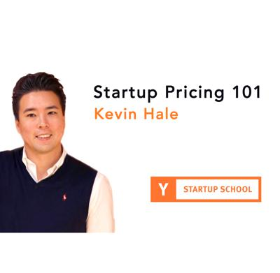 Cover art for Startup Pricing 101 by Kevin Hale