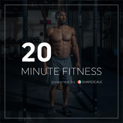 Cover art for 20 Minutes With The Founder Of WHOOP Will Ahmed - 20 Minute Fitness Episode #193
