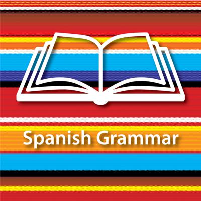 Interactive audio lessons reviewing advanced Spanish grammar.
