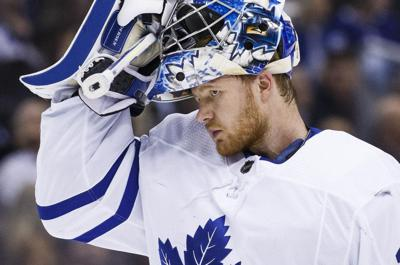 Cover art for Leafs Nation Weekly #9 – Andersen Pulled Twice, Injuries, 60 Minute Effort