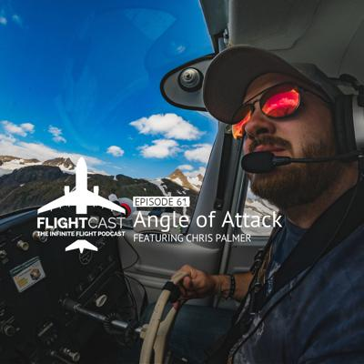 Cover art for Episode 61 – Angle of Attack with Chris Palmer