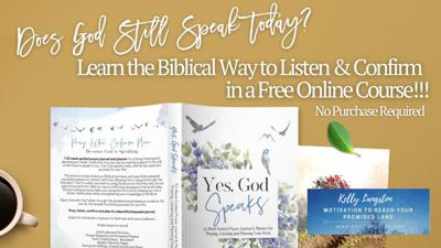 Cover art for Does God Speak Today? Learn the Biblical Way to Listen & Confirm in a Free Online Course