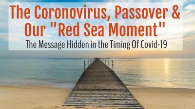 Cover art for The Coronovirus, Passover & Our