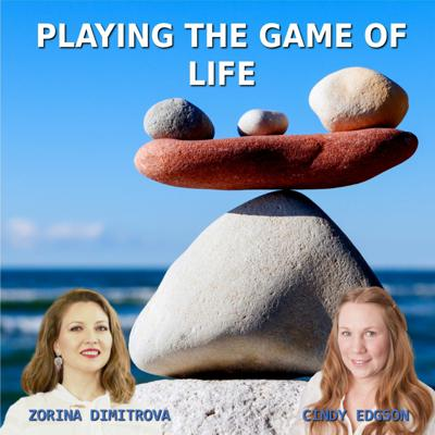 Cover art for Playing The Game of Life