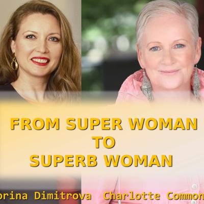 Cover art for From Super Woman to Superb Woman