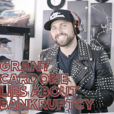 Cover art for GRANT CARDONE LIES ABOUT BANKRUPTCY // RockstarsDream Podcast Ep. 4