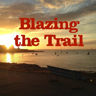 Cover art for Blazing the Trail - Lindsay Caron