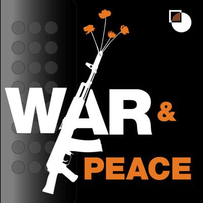 War and Peace is a new podcast series from the International Crisis Group. Olga Oliker and Hugh Pope interview experts about all things Europe and its neighbourhood from Russia to Turkey and beyond. Their guests shed new light on everything that helps or hinders prospects for peace. A podcast member of the EuroPod production network.