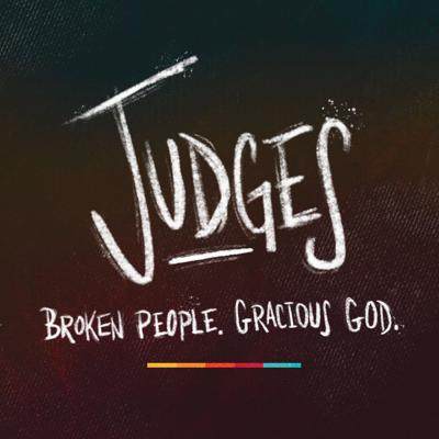 Cover art for Broken People, Gracious God