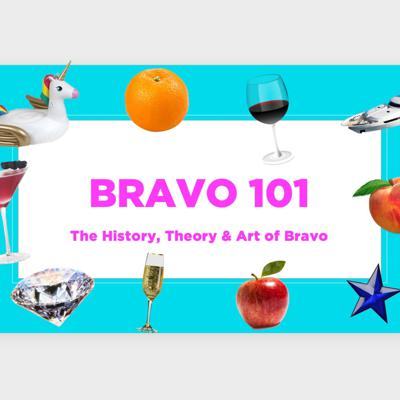 An introductory course on the history, theory and art of Bravo. Taught by long time Bravo scholar and amateur professor, Sierra and attended by her lone student and new Bravo fan, Rhema. These two life long friends study shows from Real Housewives of New York to Below Deck Sailing Yacht in order to understand the cultural significance of Bravo TV. This class is free and not accredited. (Formerly Ship Happens Pod)