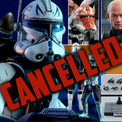 Cover art for Hot Toys, Sideshow, and Their Fear of Star Wars Animation