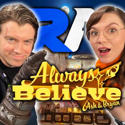 Cover art for Ash and Bryan Drop Some Big News! (@AlwaysBelieve