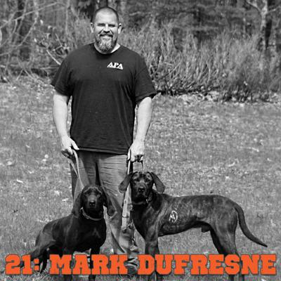 Cover art for EP 21: Talking with Mark Dufresne about Biology, Hunting and Taxidermy