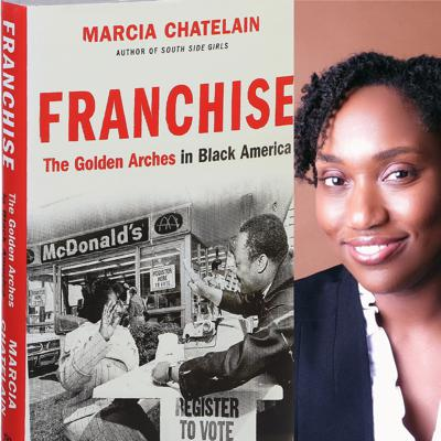 Cover art for Golden Arches in Black America