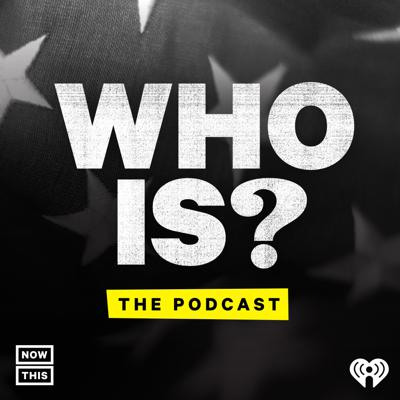 """Who Is?,"" an original podcast from NowThis, explores the biographies of influential people in the United States and beyond. Now in a second season, ""Who Is?"" presents deep dives into the stories of political power players, the donor class, and more. The podcast is hosted by NowThis correspondent Sean Morrow."