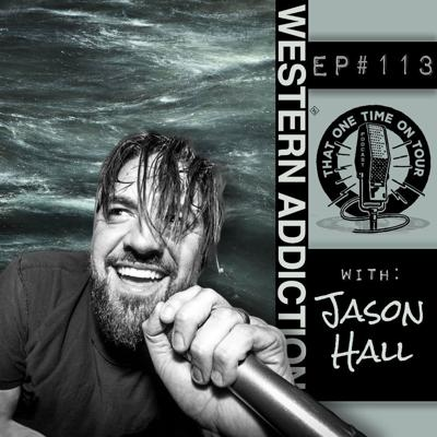 Cover art for Jason Hall (Western Addiction)