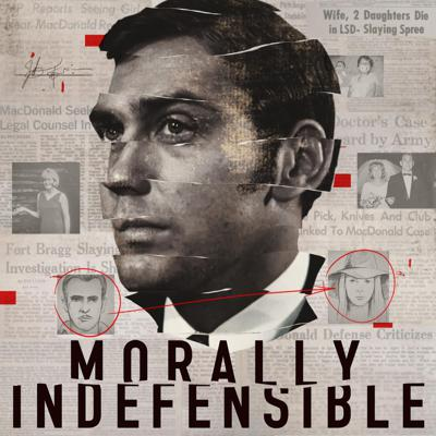 Cover art for Coming Soon   Morally Indefensible