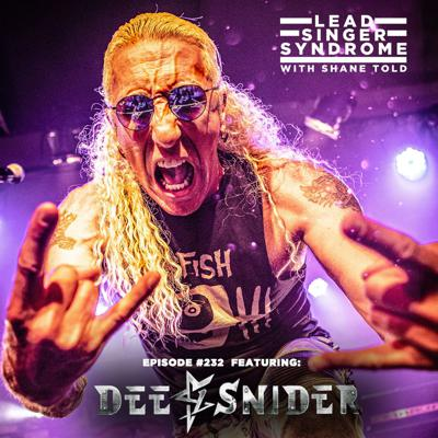 Cover art for Dee Snider (Twisted Sister)