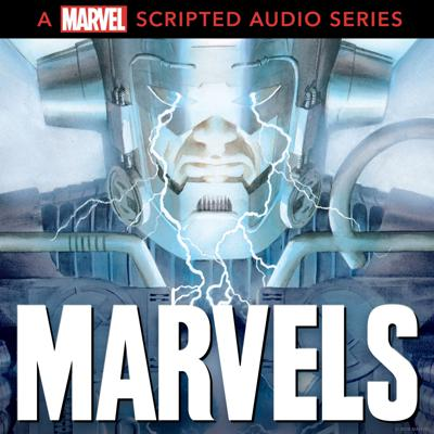 Cover art for Guest Trailer - MARVELS by Lauren Shippen