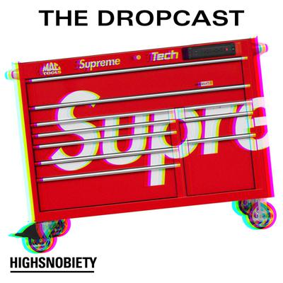 Cover art for The Dropcast #113: Supreme's Giant Toolbox is a Must-Have for Giant Tools