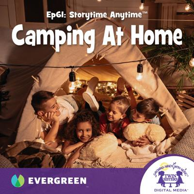 Cover art for Camping at Home