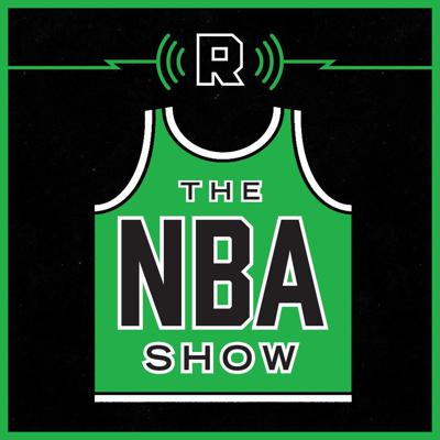 Cover art for Ep. 3: 'NBA Show' With Bill Simmons and Tate Frazier